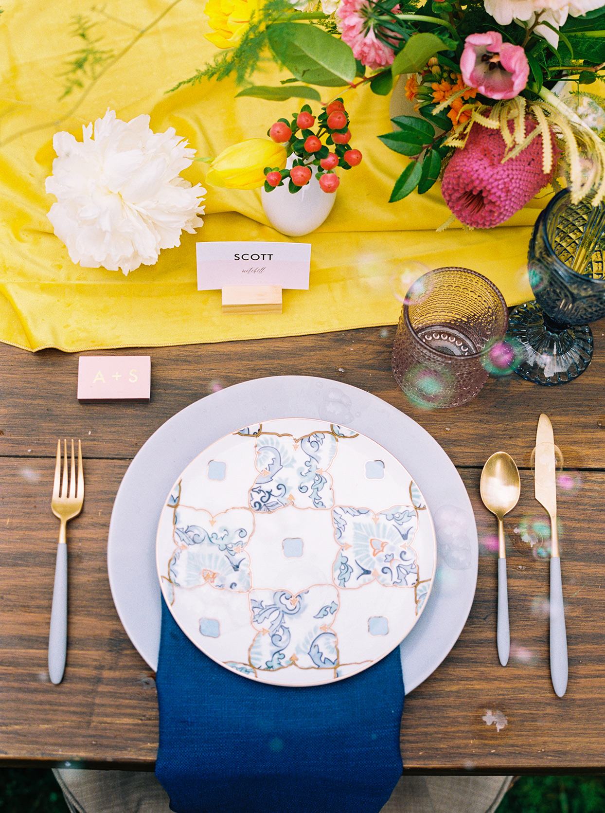 The Place Setting Details