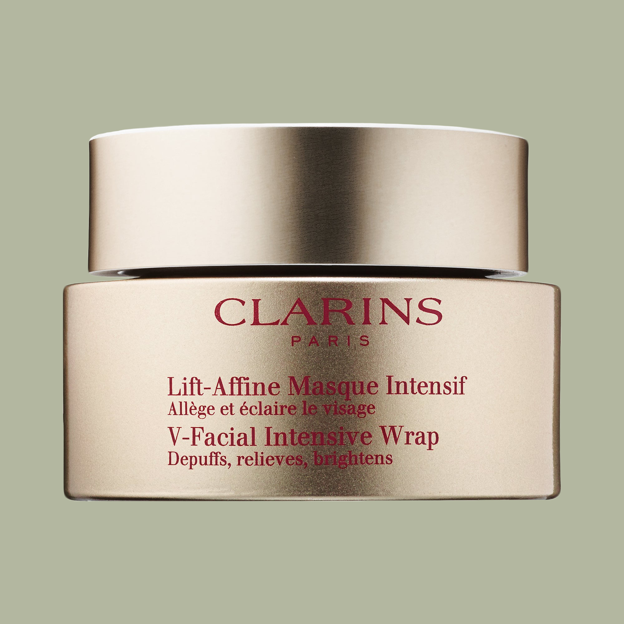 "Clarins ""V-Facial"" Intensive Wrap"