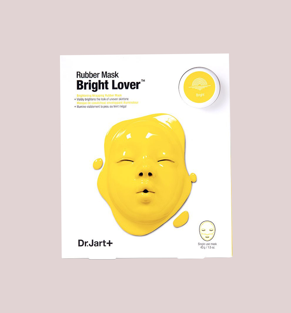 "Dr. Jart ""Bright Lover"" Rubber Mask"