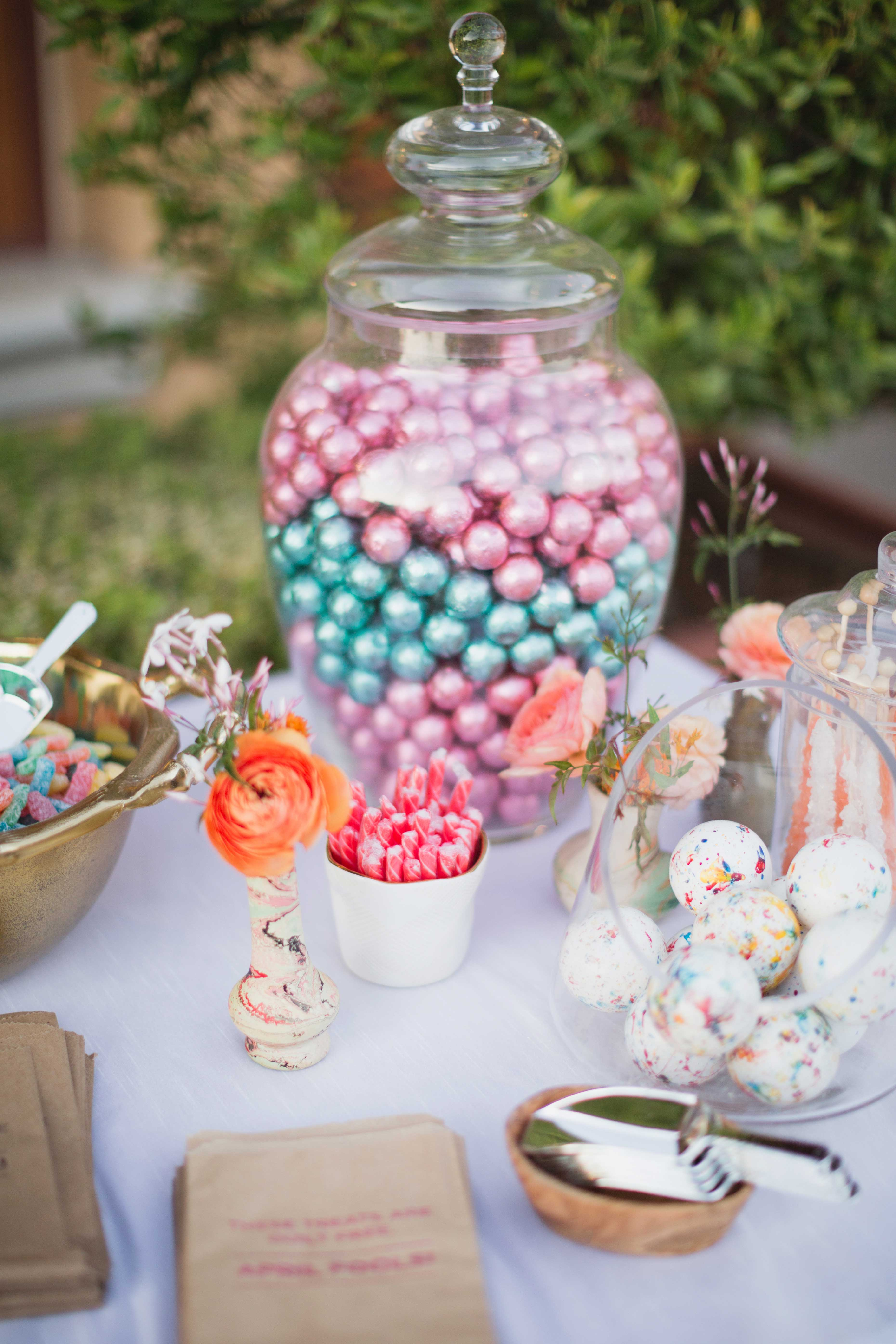 wedding candy