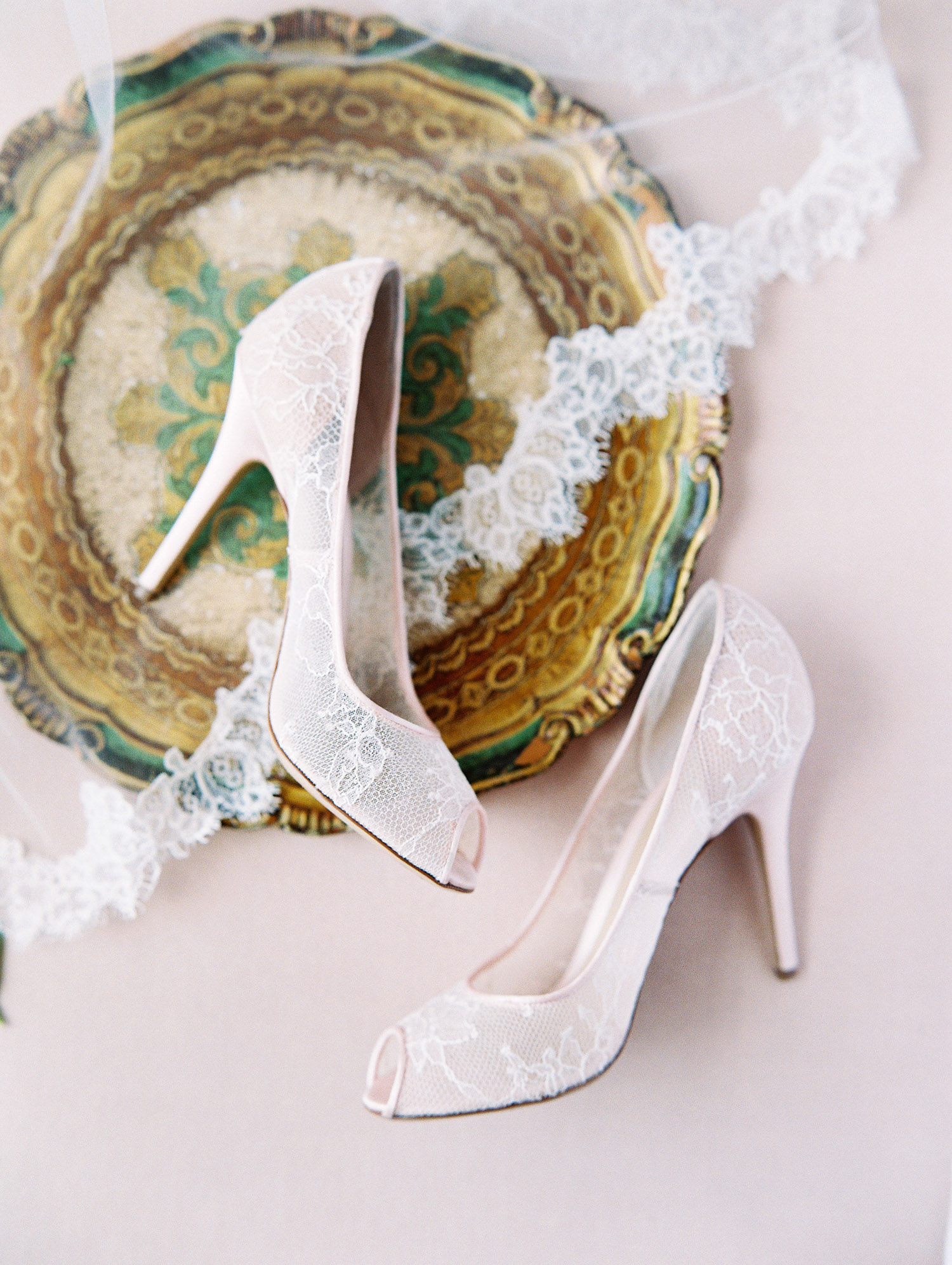 kati erik wedding bride shoes