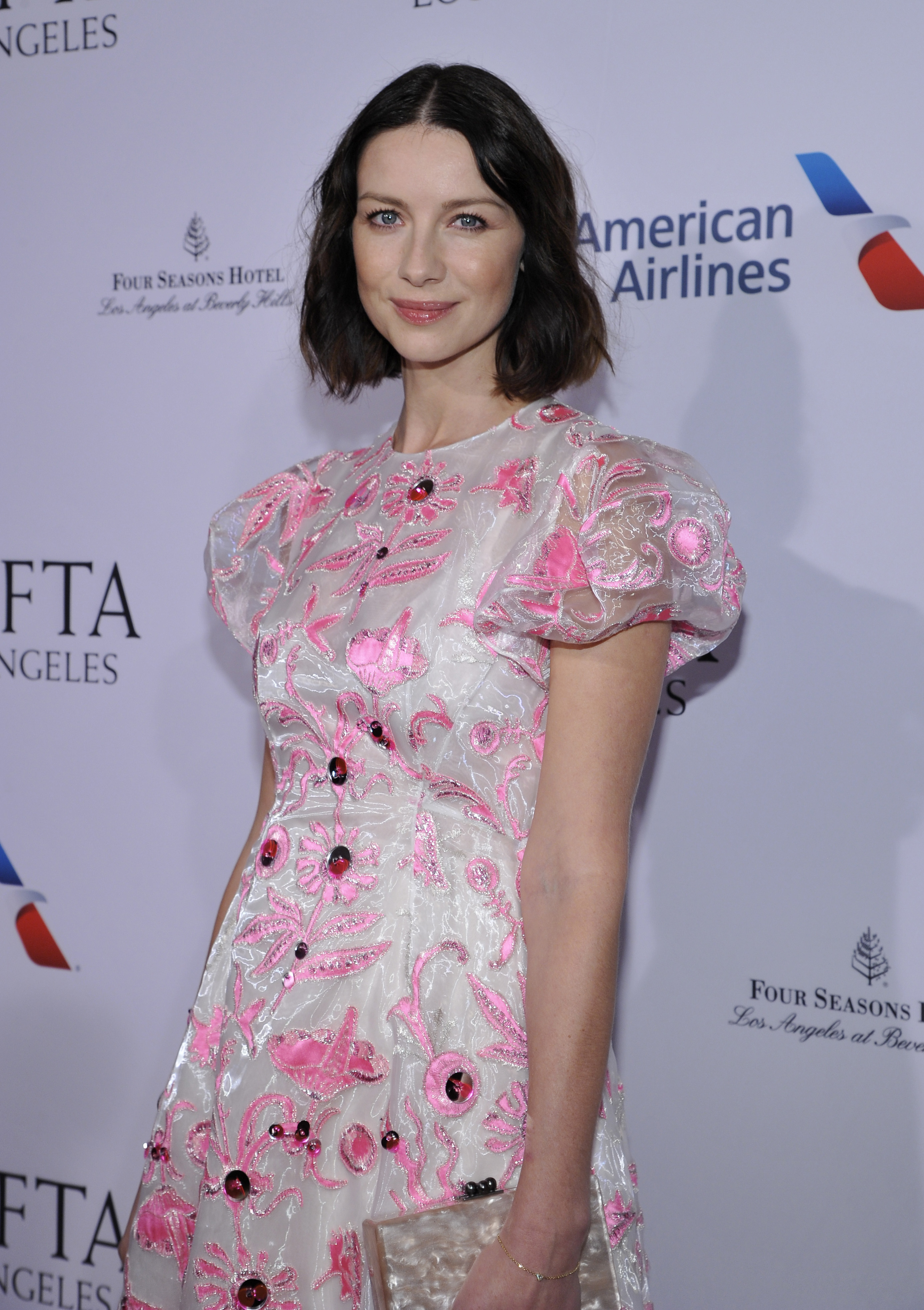 caitriona balfe on red carpet