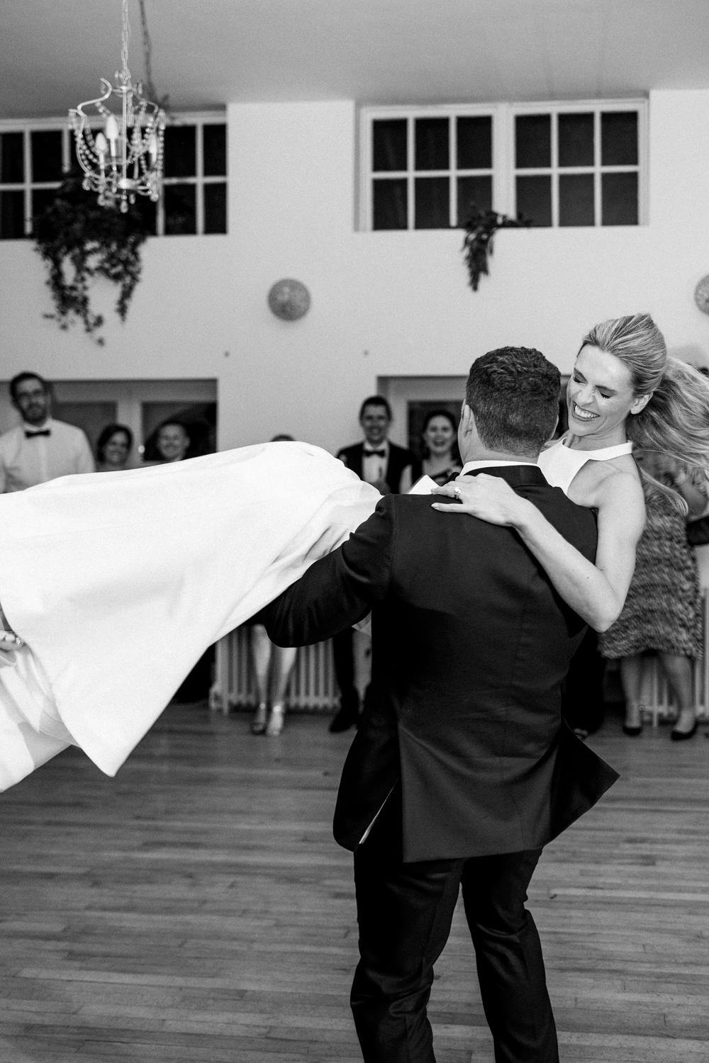blathnaid daire wedding couple first dance