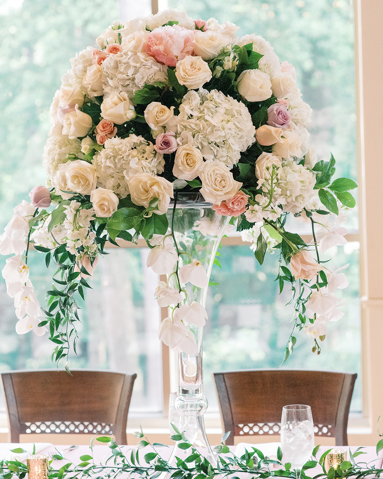 Luxuriant Floral Design