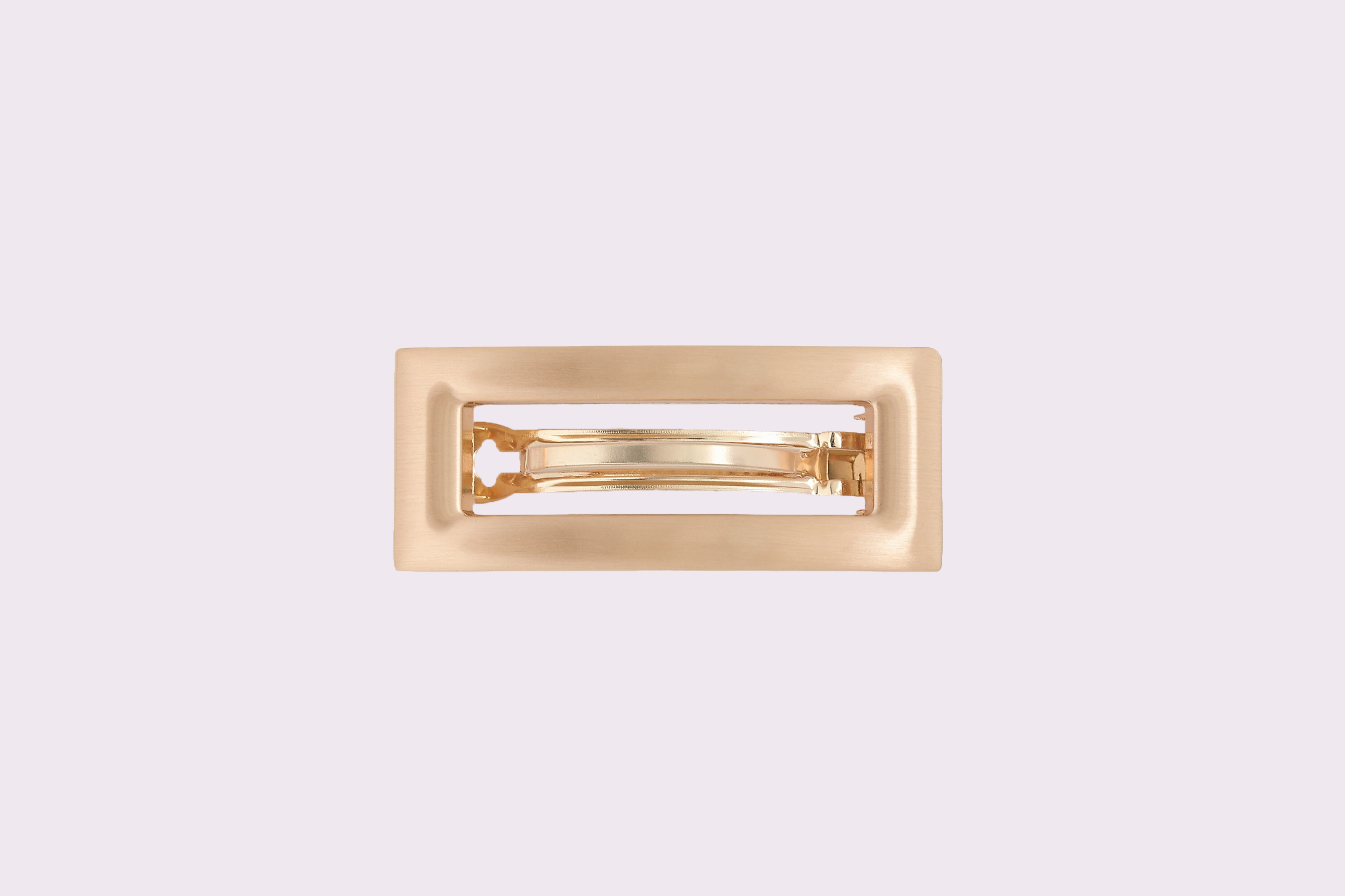 J. Crew Rectangular Barrette