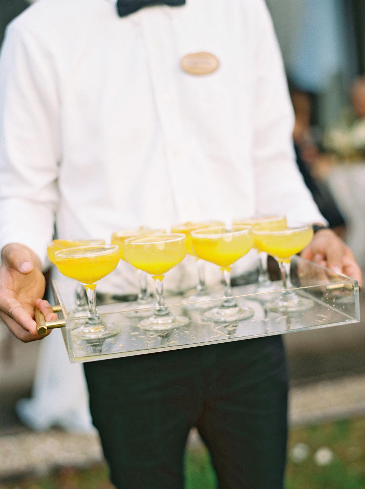 kathleen henry wedding cocktails