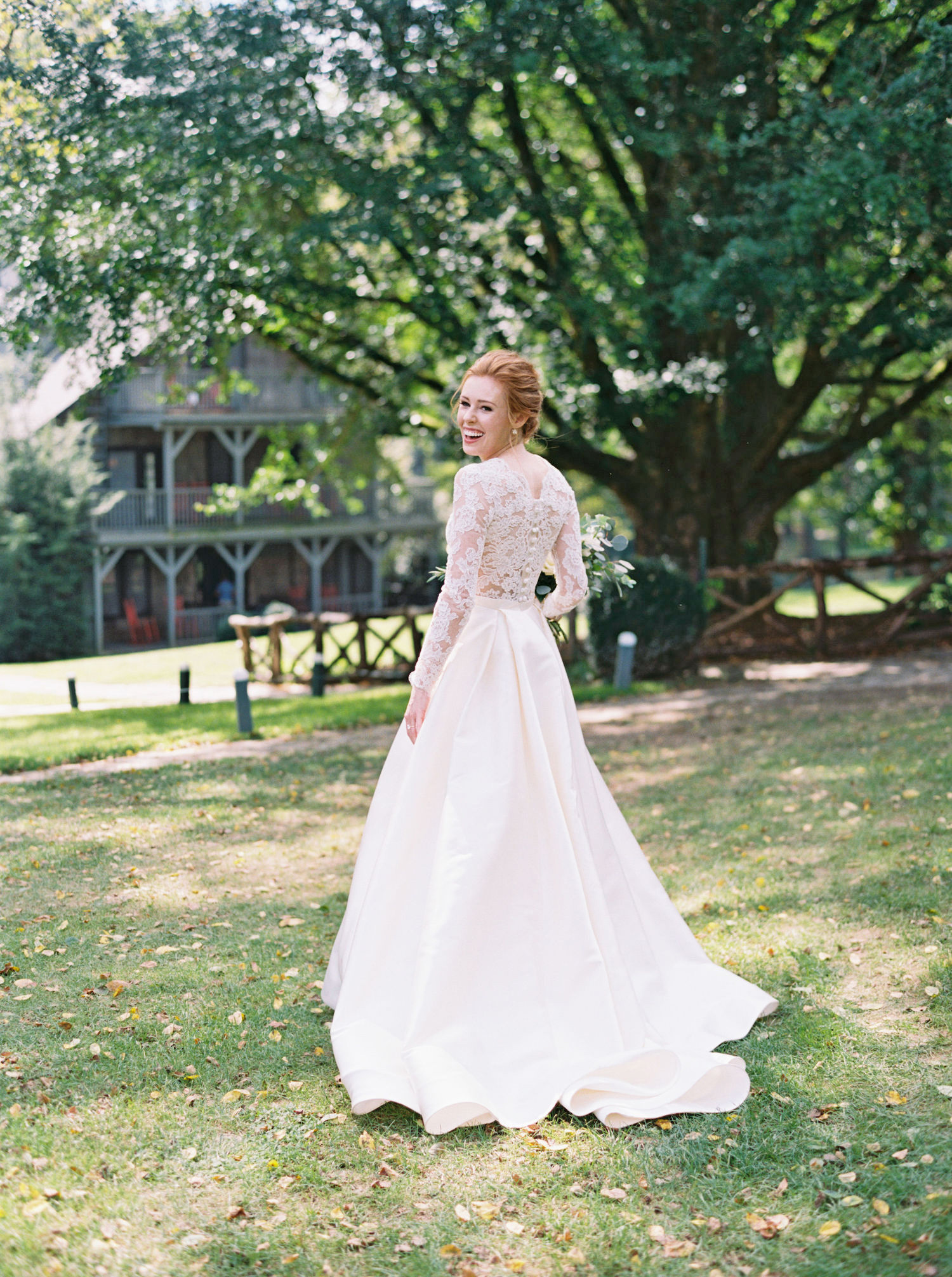 kathleen henry wedding dress