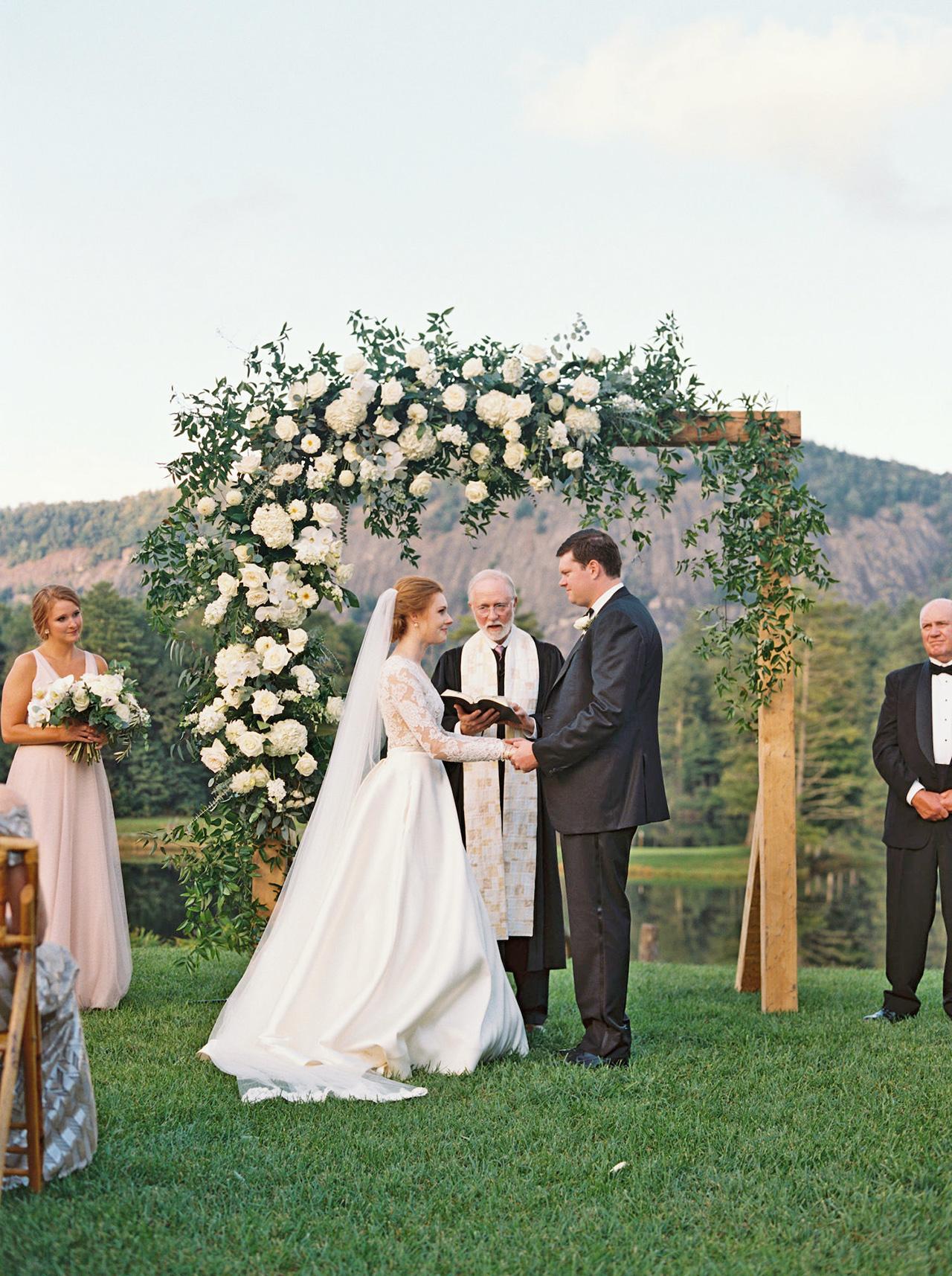 kathleen henry wedding officiant