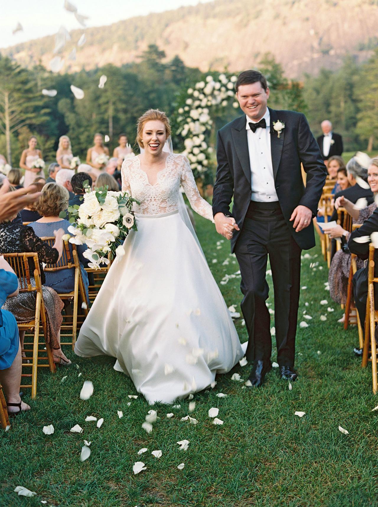 kathleen henry wedding recessional