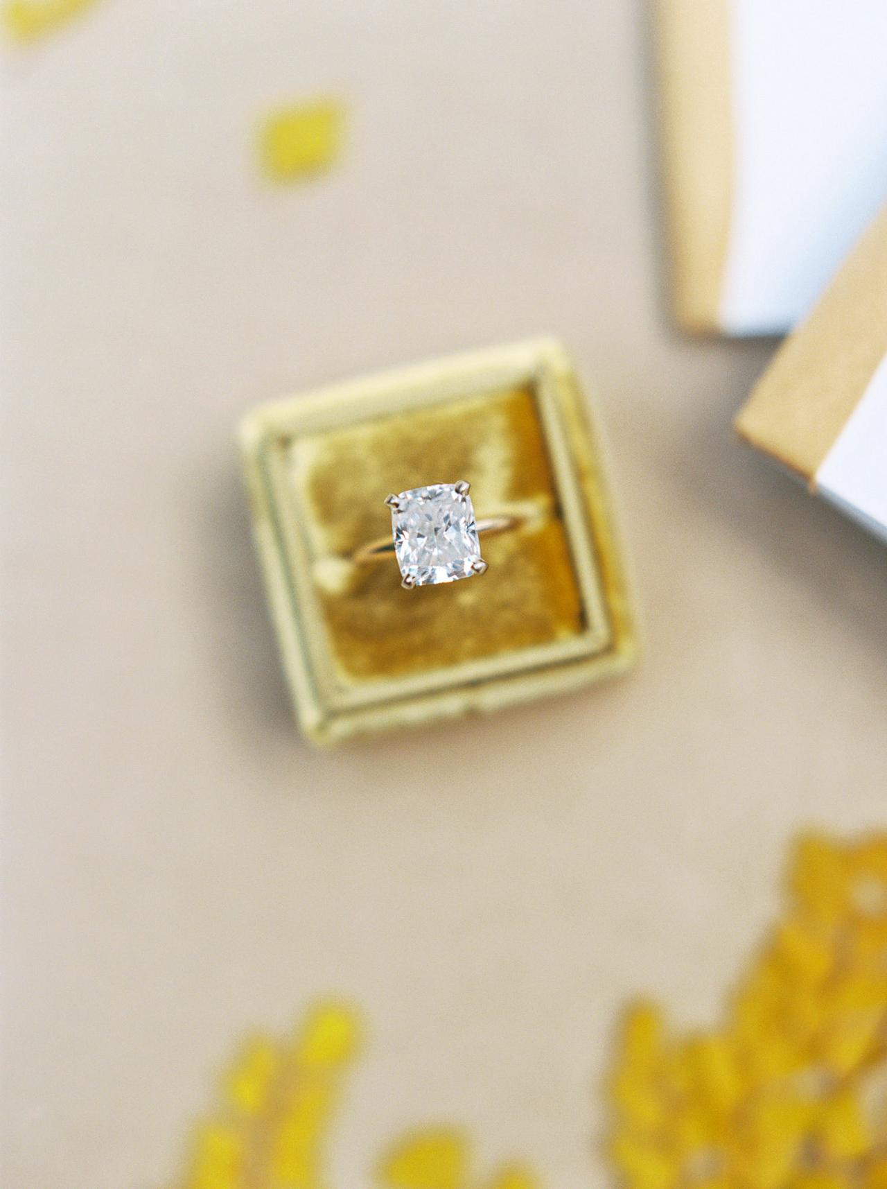 kathleen henry wedding ring