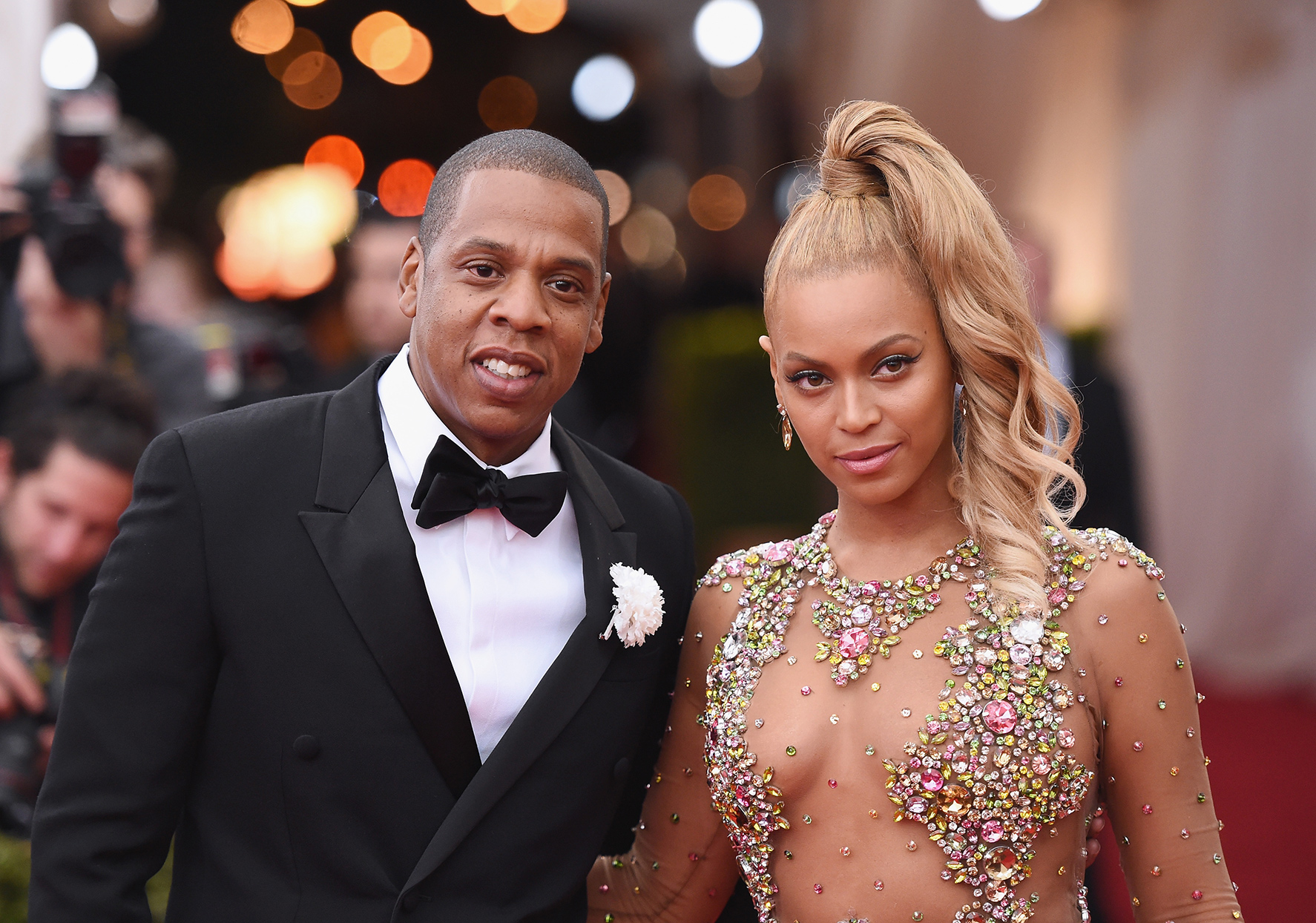 beyonce and jay z couple