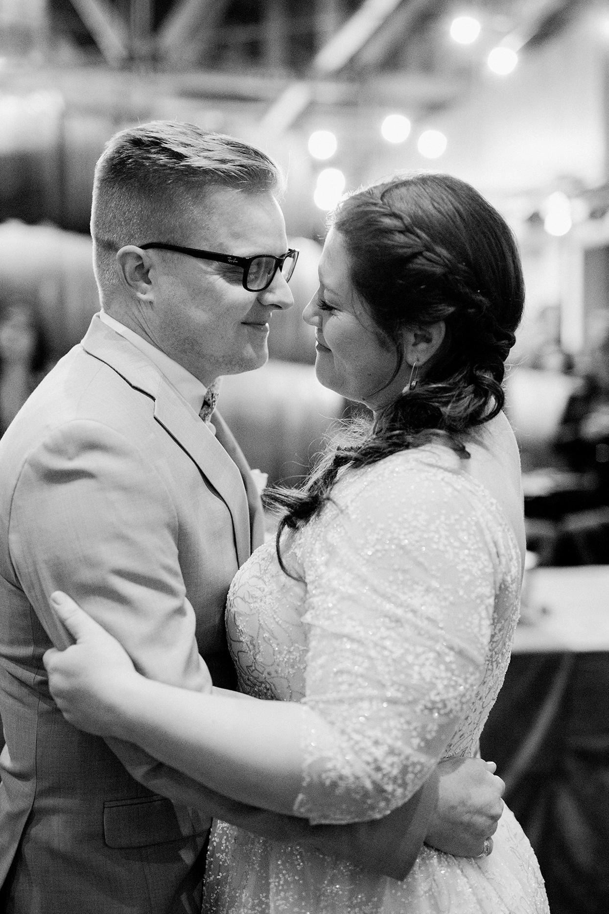nina devon wedding first dance