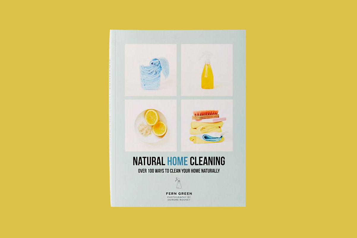 Natural Home Cleaning Book
