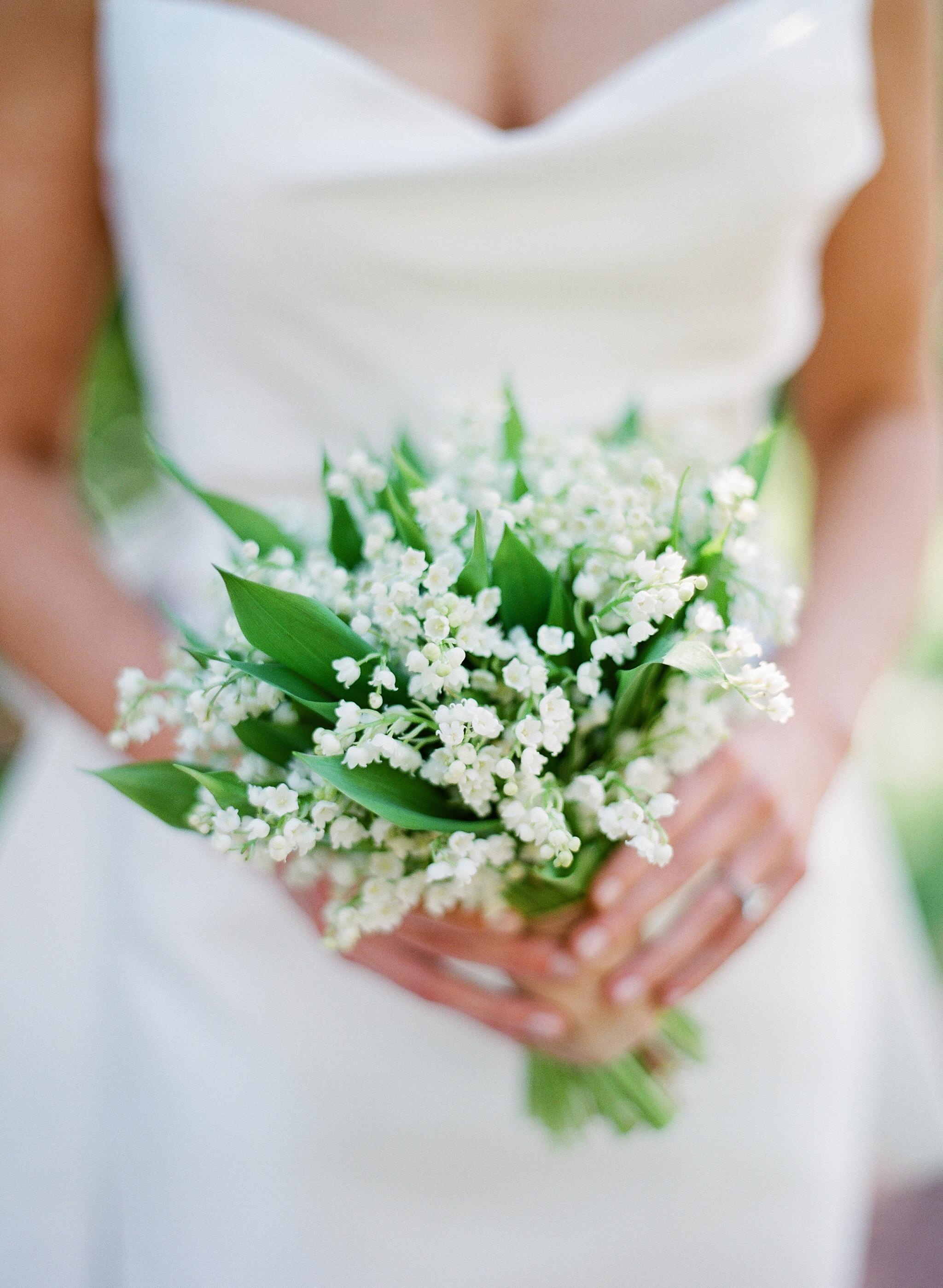 katy michael wedding bouquet