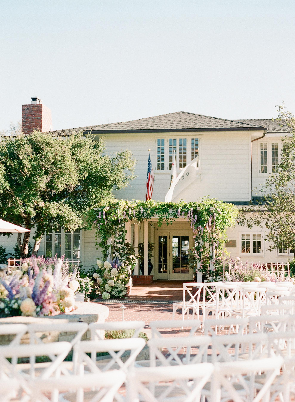 katy michael wedding ceremony space