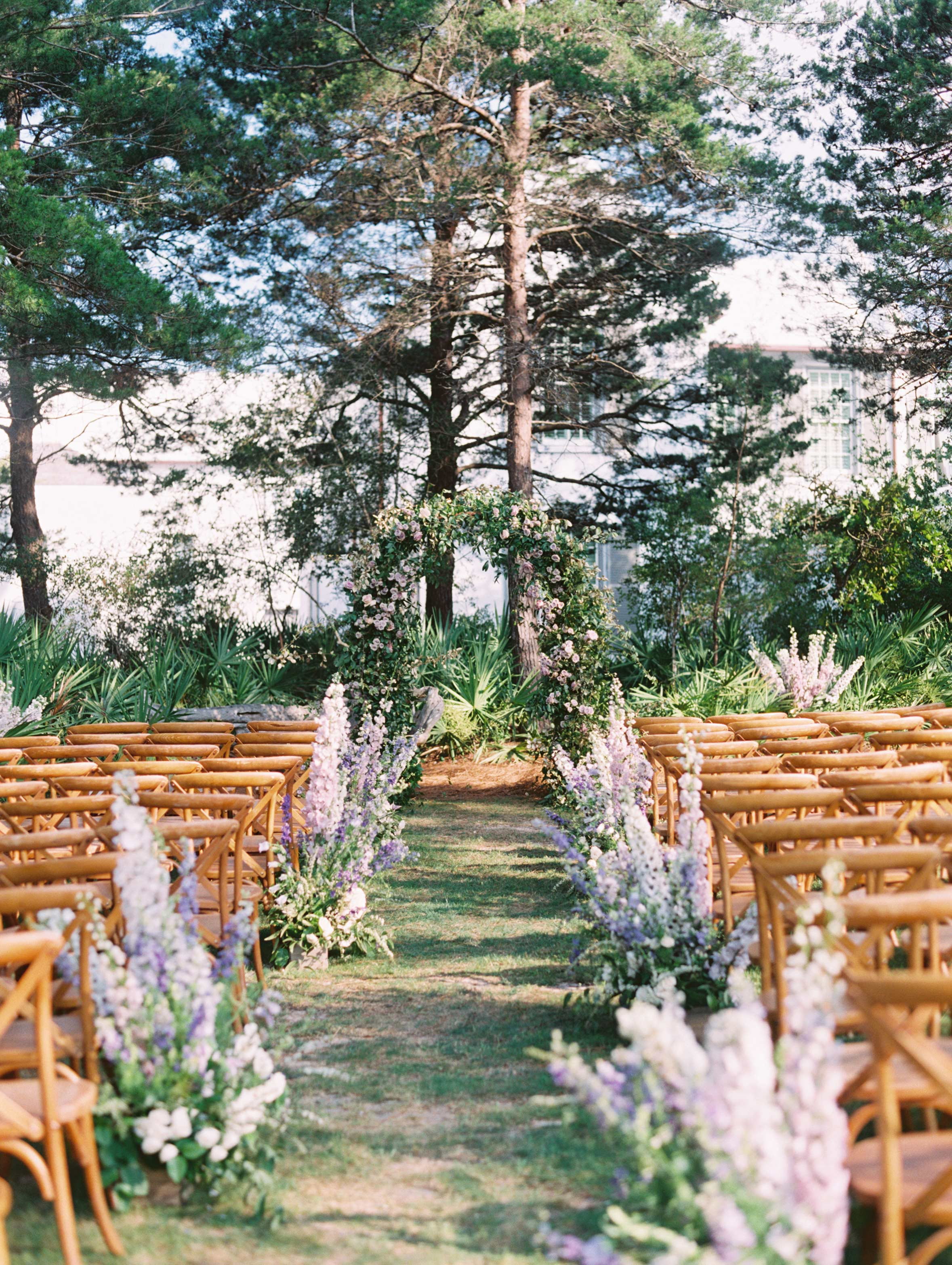 leighton craig wedding venue before ceremony