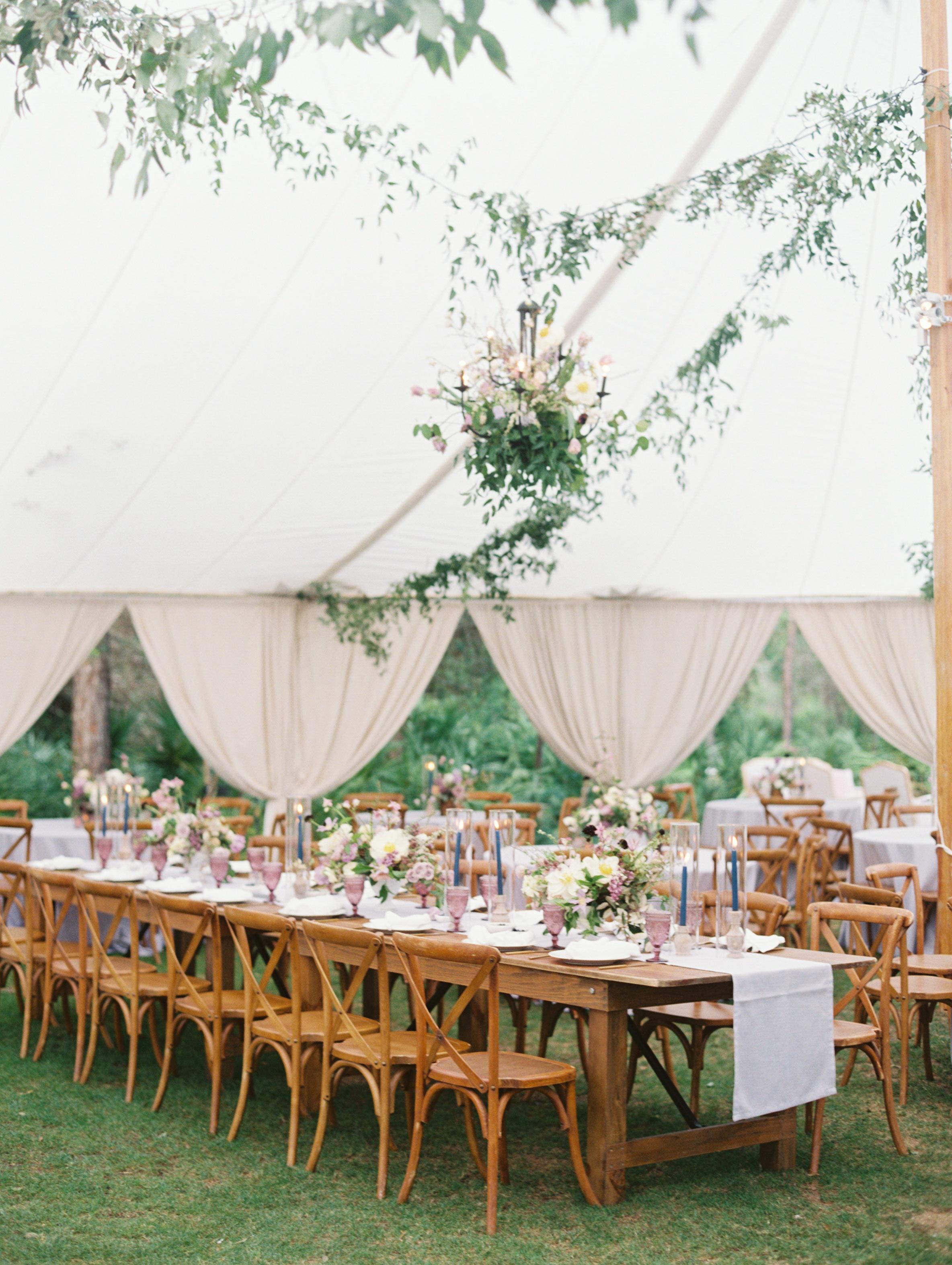 leighton craig wedding reception tables