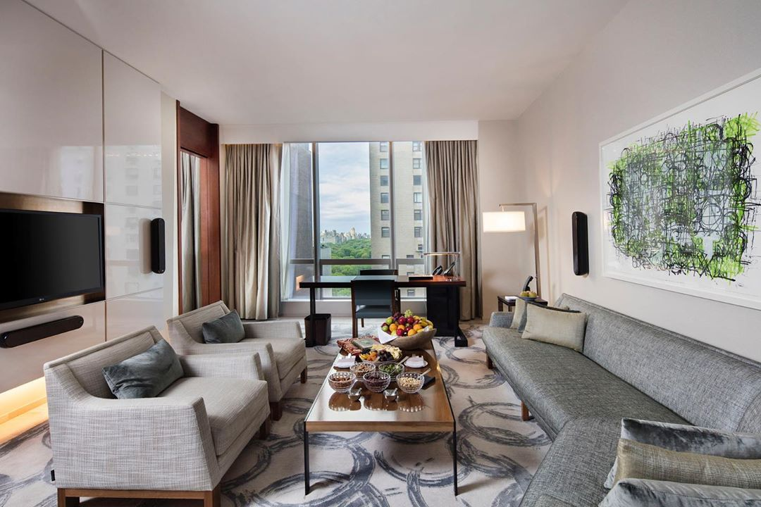 Park Hyatt, New York City, Presidential Suite