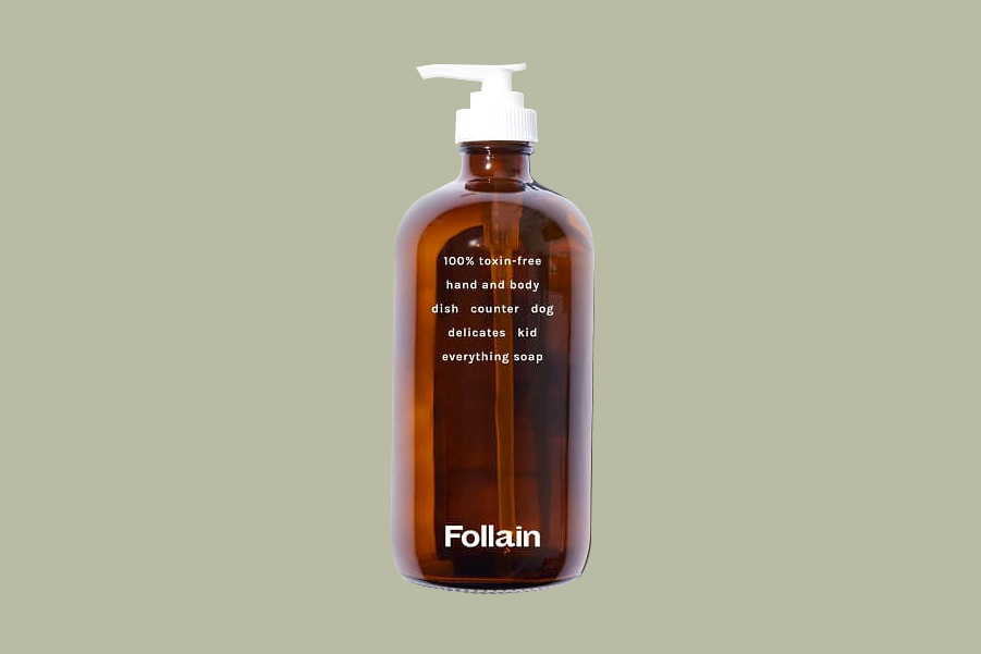 Follain Refillable Everything Soap