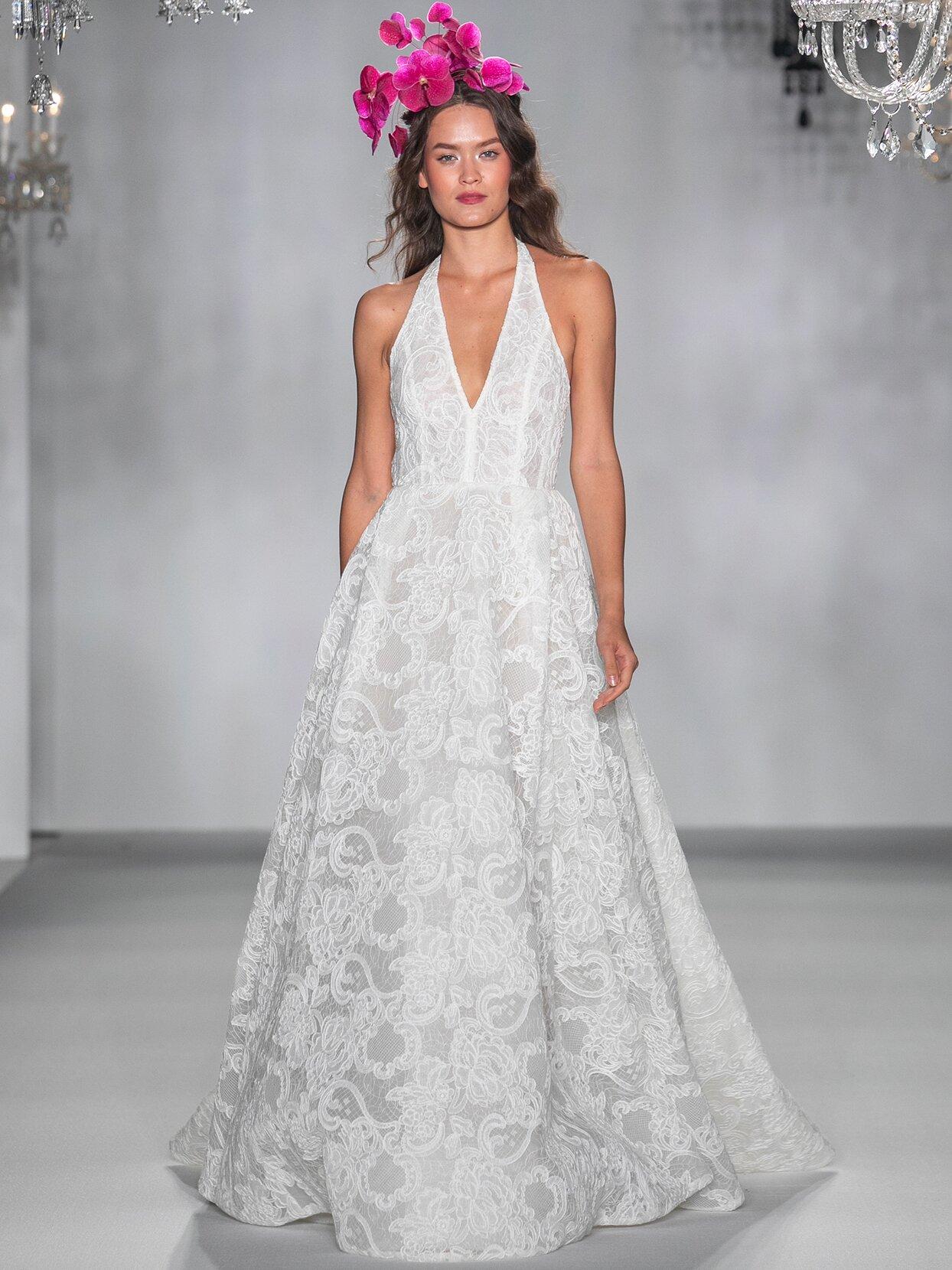 Anne Barge Fall 2020 Wedding Dress Collection Martha