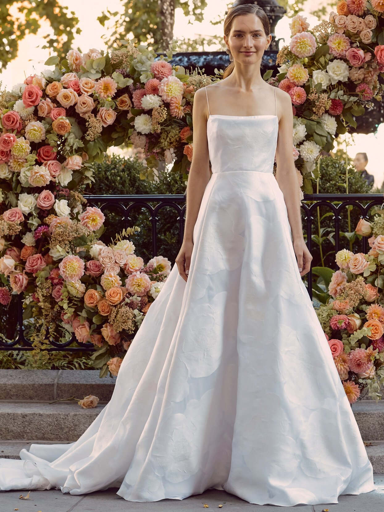 Lela Rose Fall 2020 Wedding Dress Collection Martha