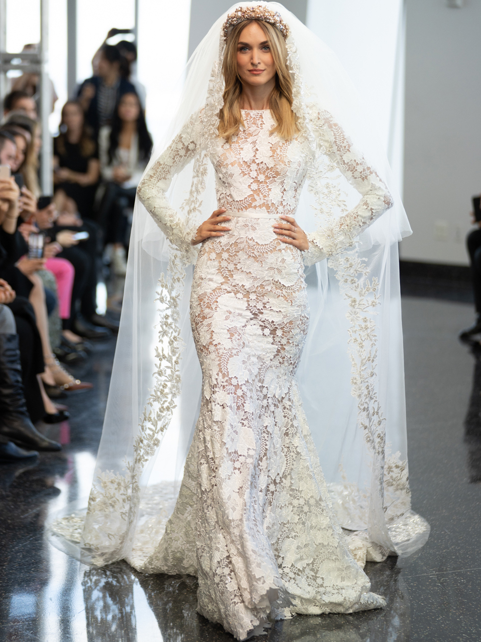 Berta Fall 2020 Wedding Dress Collection Martha Stewart Weddings