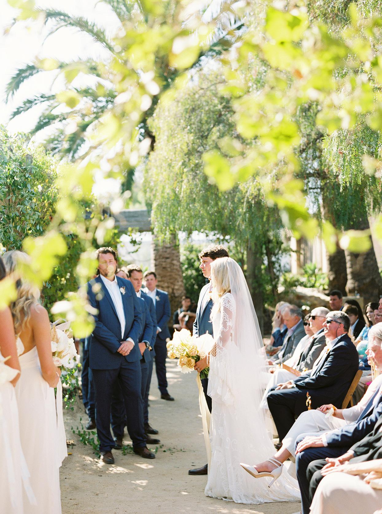 maddy will wedding ceremony service