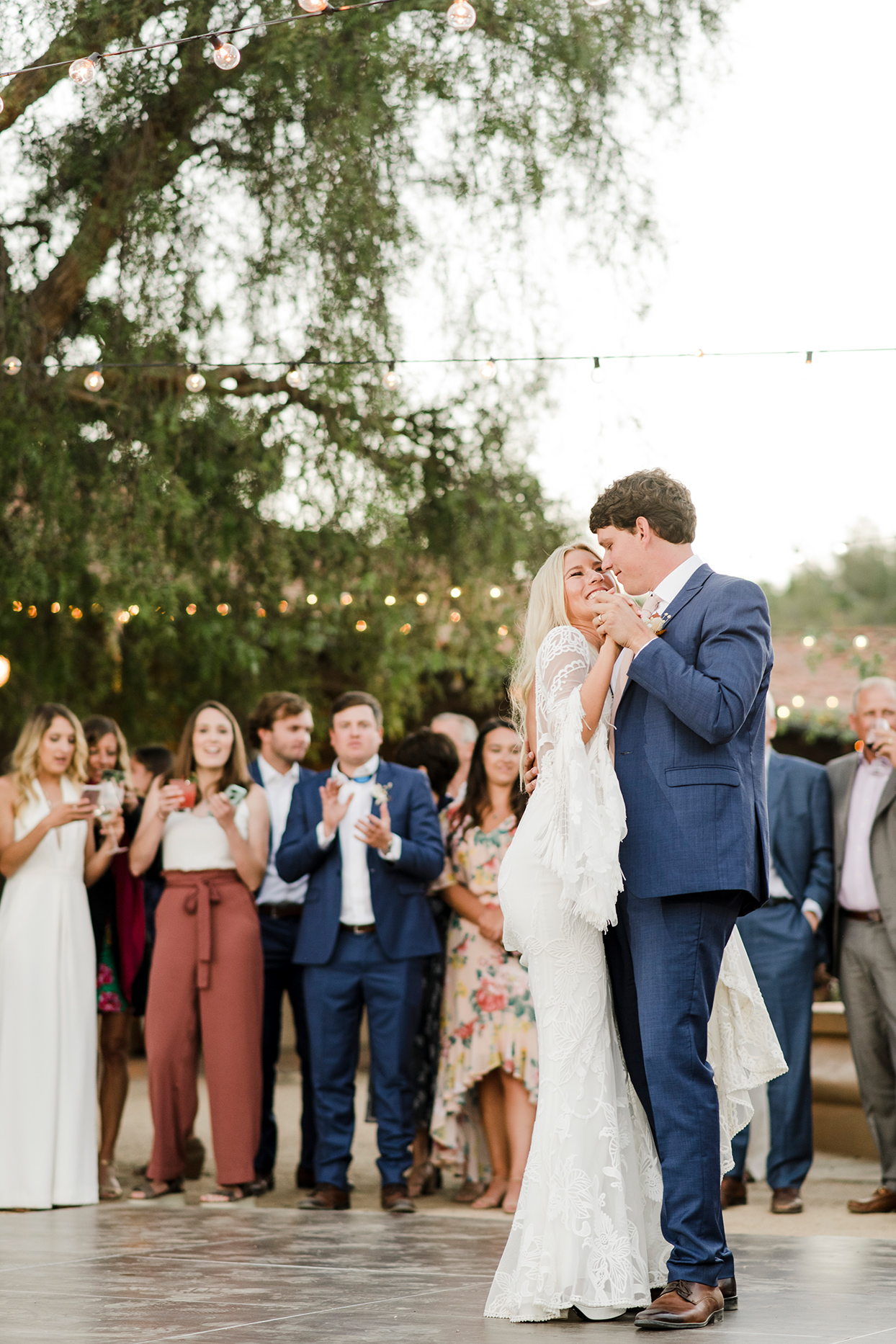 maddy will wedding reception first dance