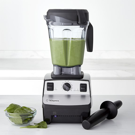 vitamix blender spinach