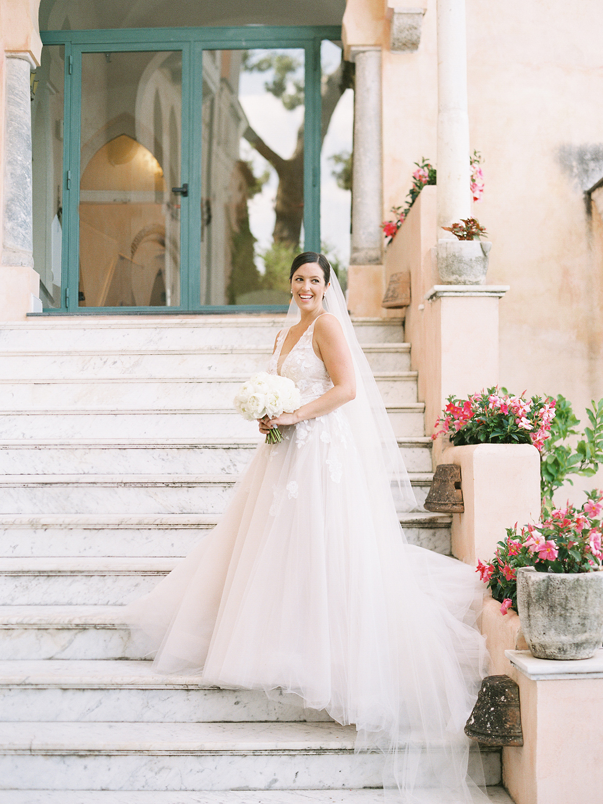The Bride's Ball Gown