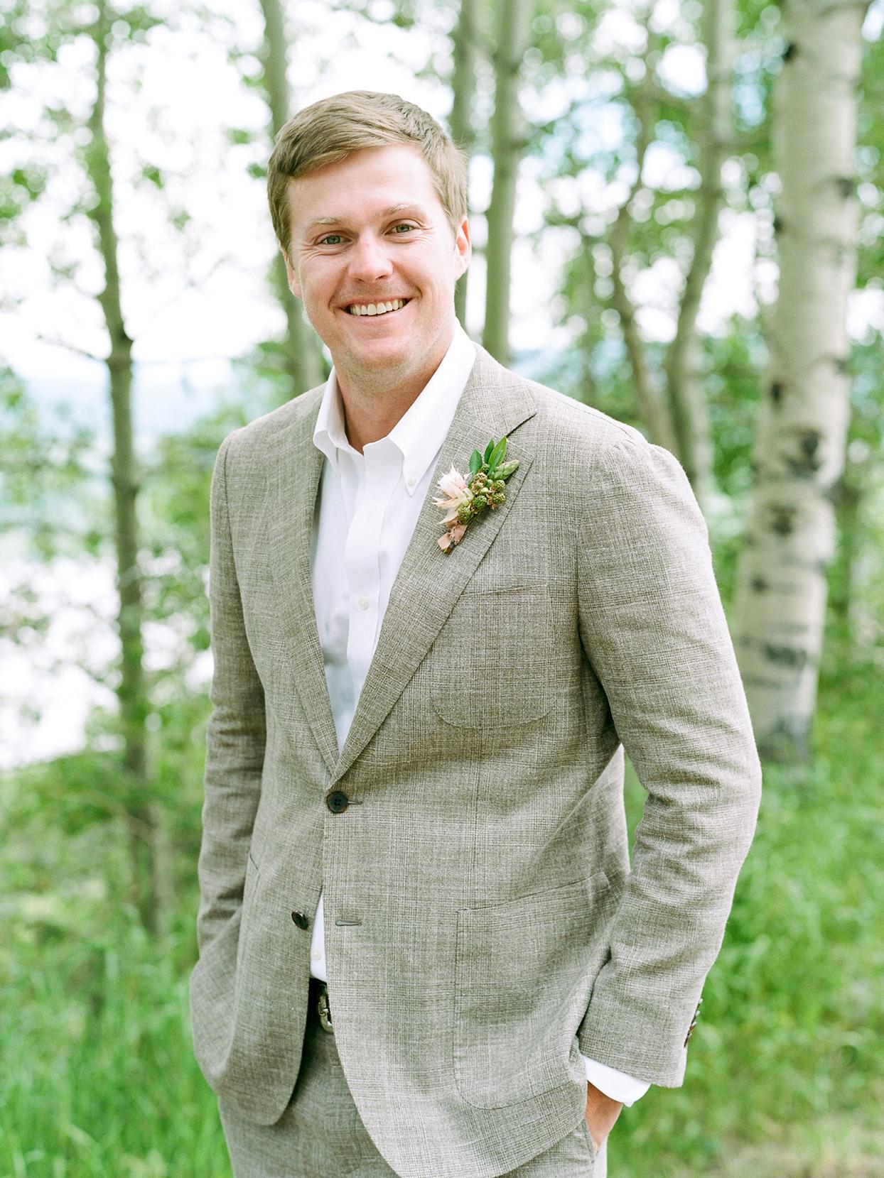 logan conor wedding groom