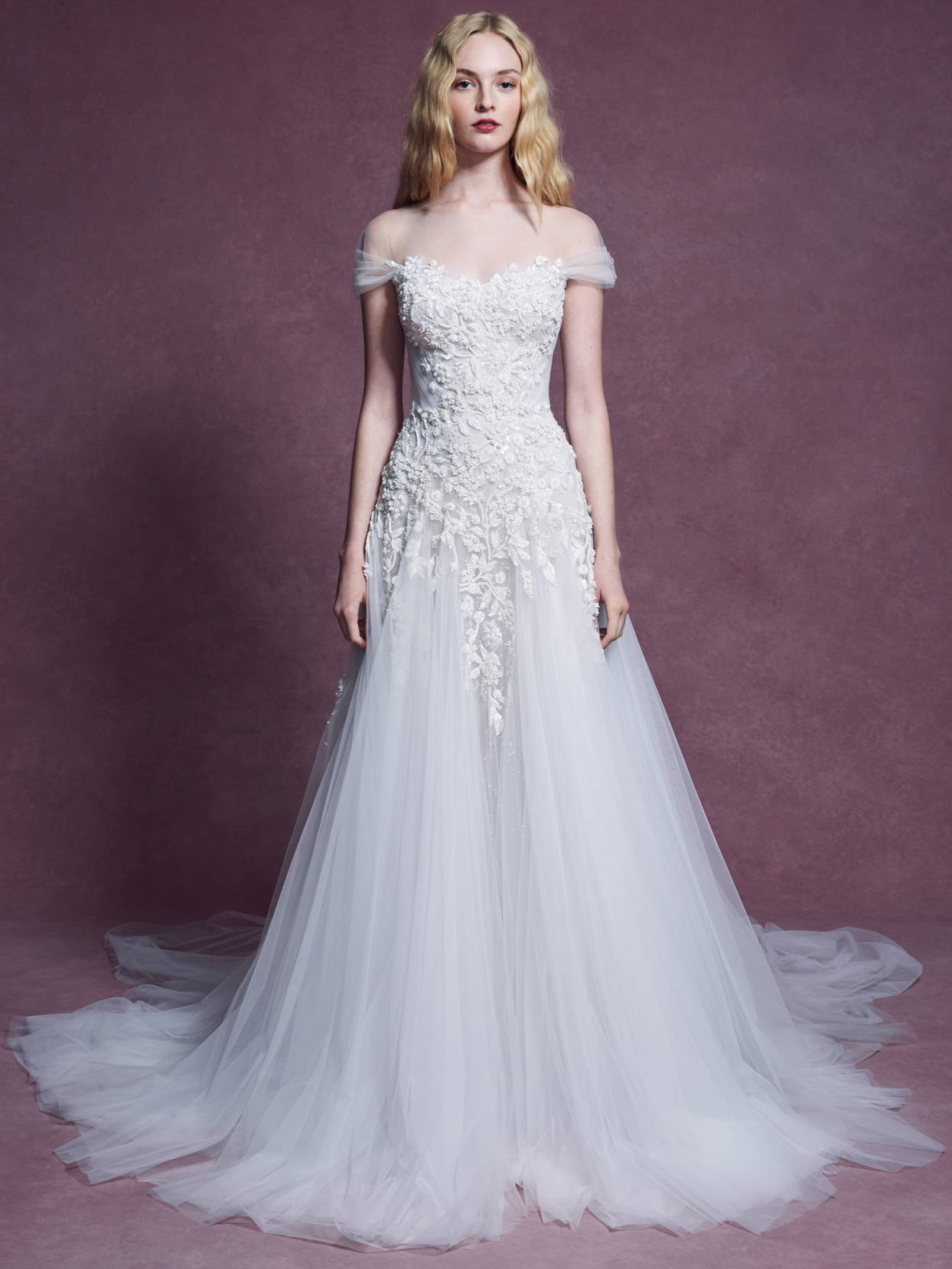 Marchesa 2020 Wedding Dress Collection Martha Stewart Weddings