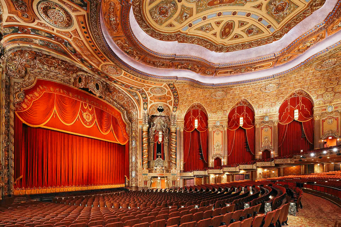grand theater wedding venue