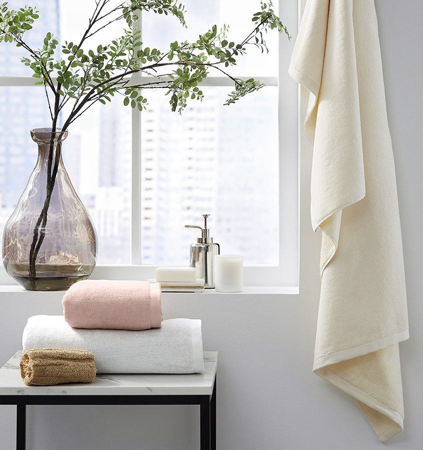 canedo bath towels