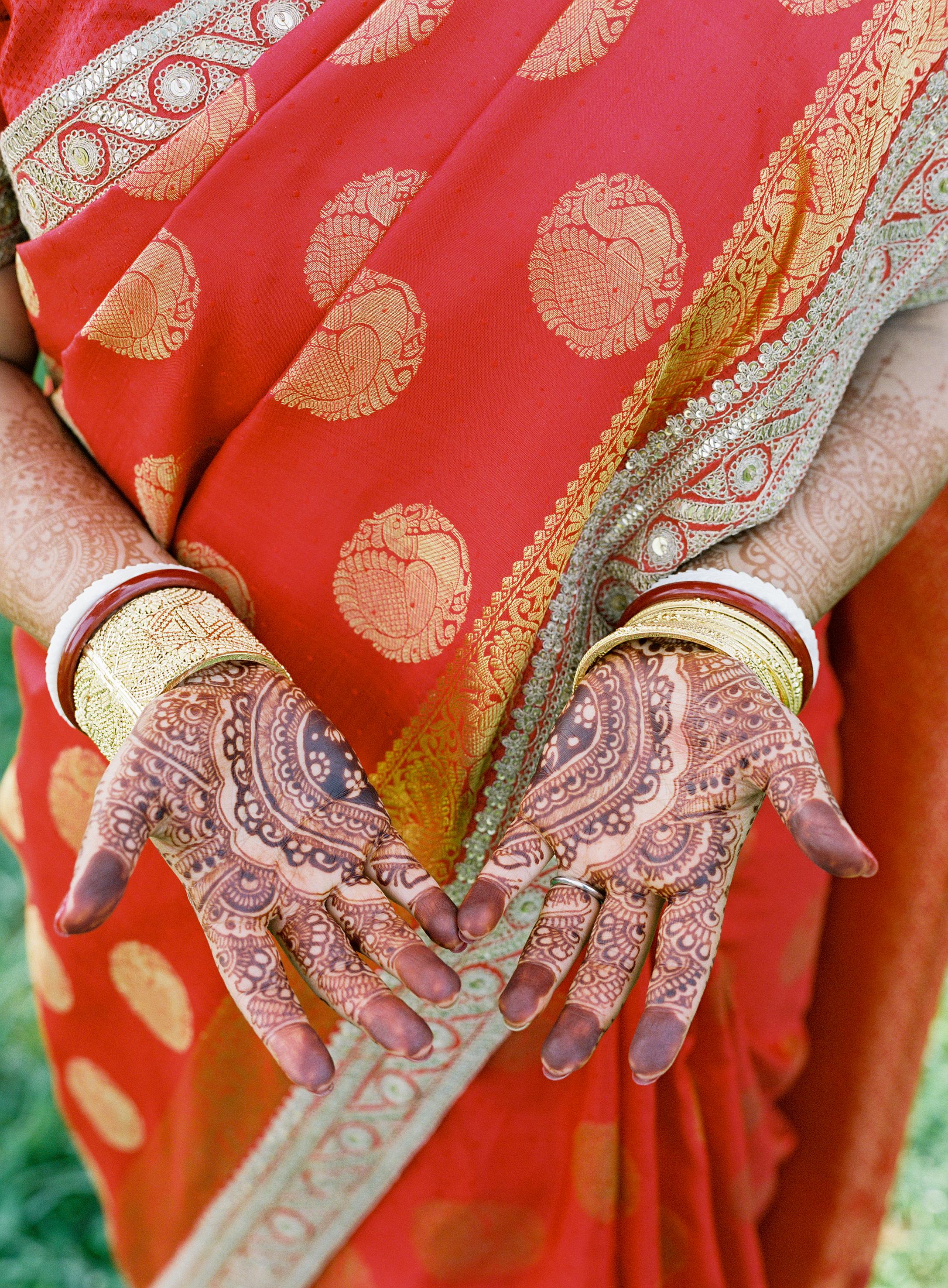 ronita ryan wedding henna