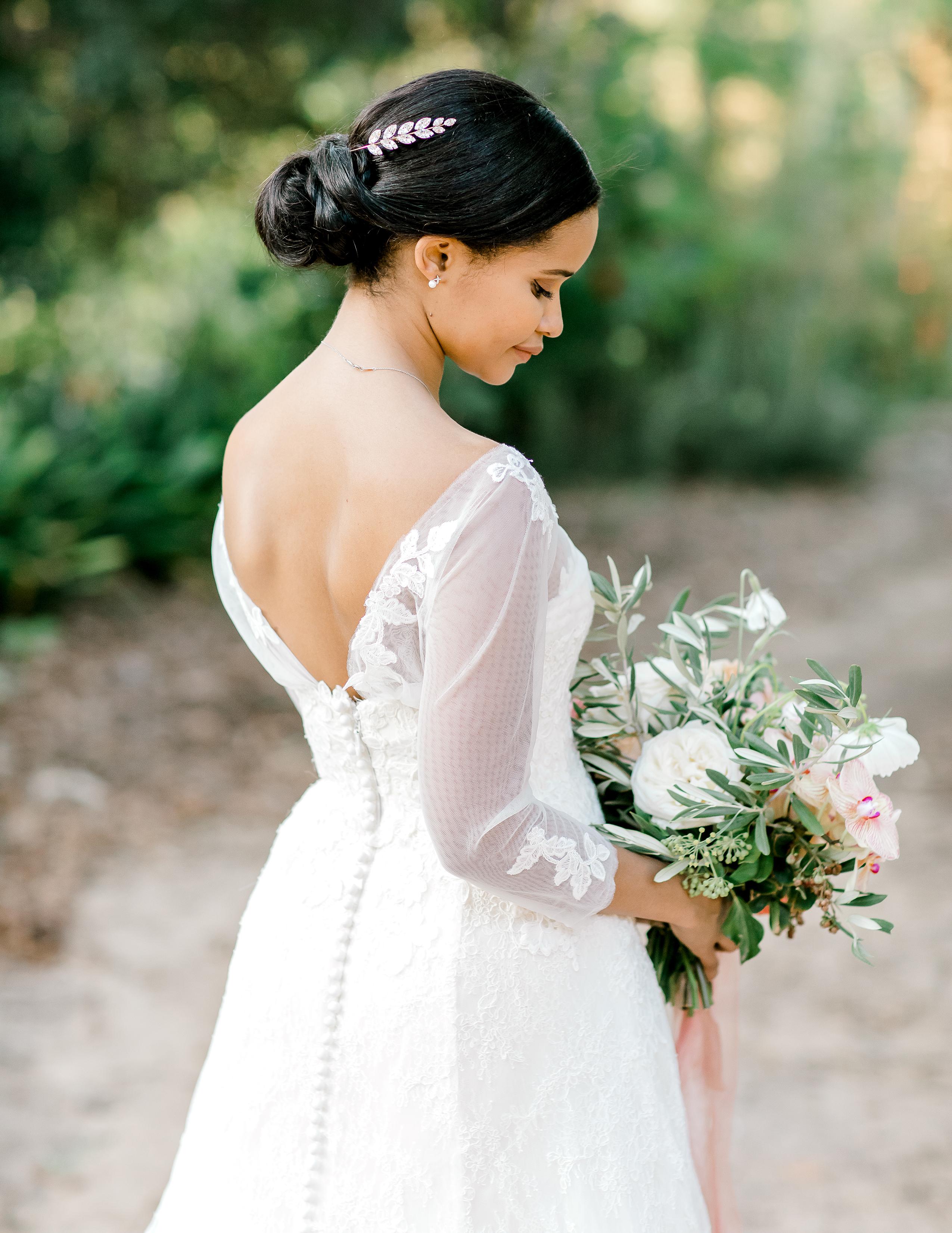 rorisang stephen bride hairpiece