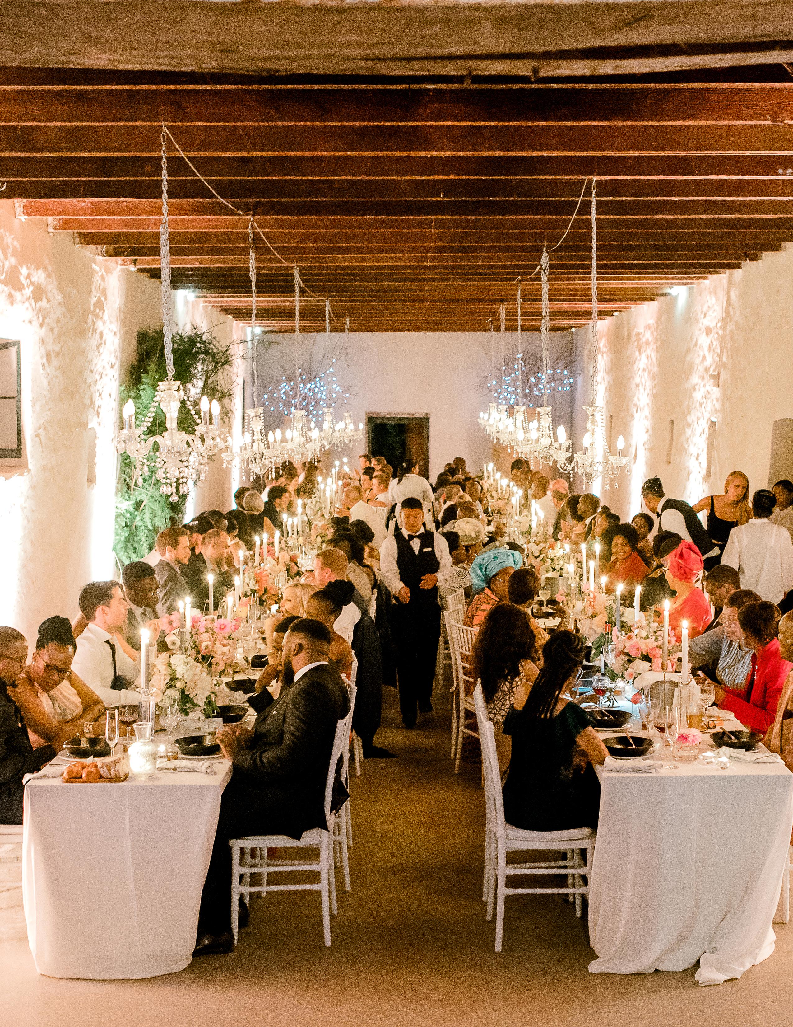 rorisang stephen wedding dinner