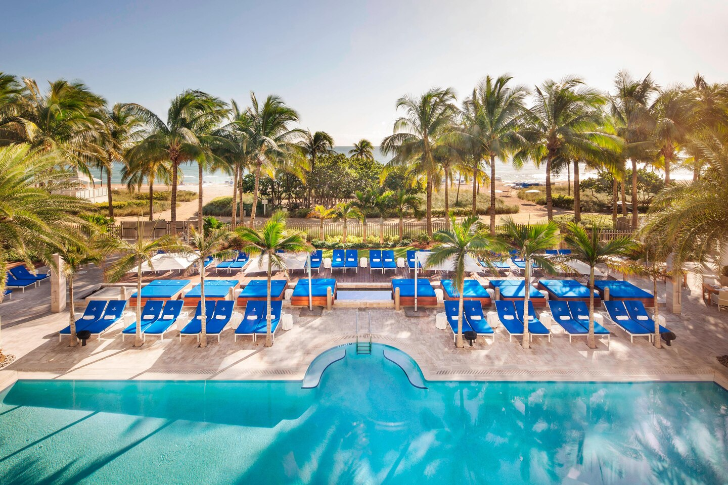 St. Regis Bal Harbour Pool
