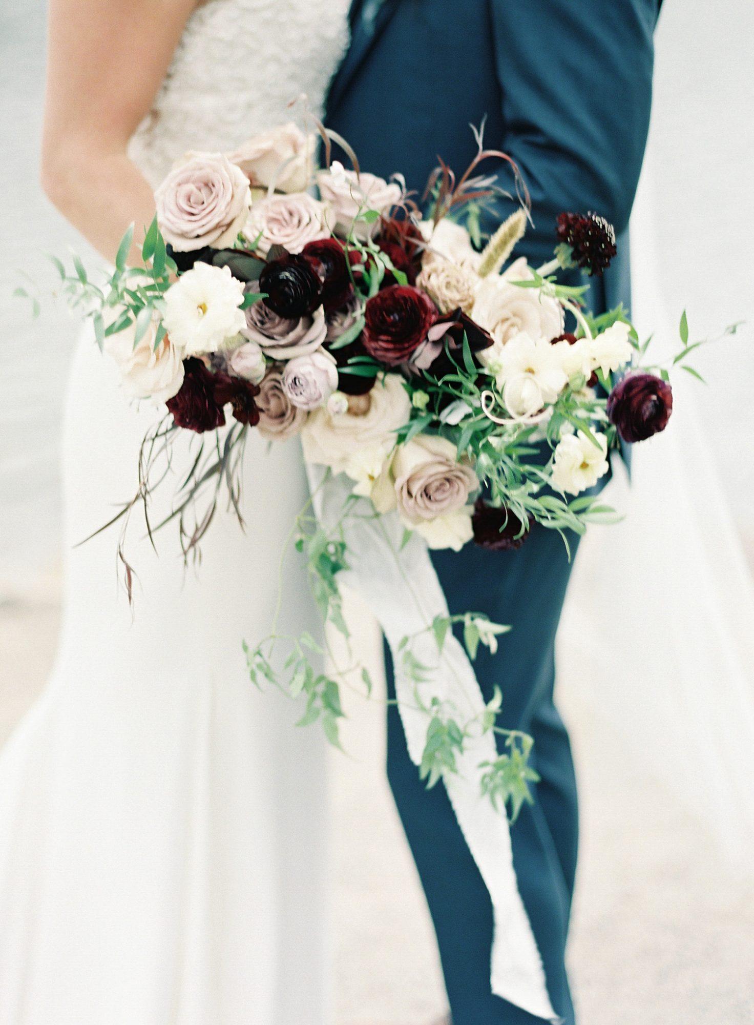 Casey Andrew Wedding Bouquet Flowers