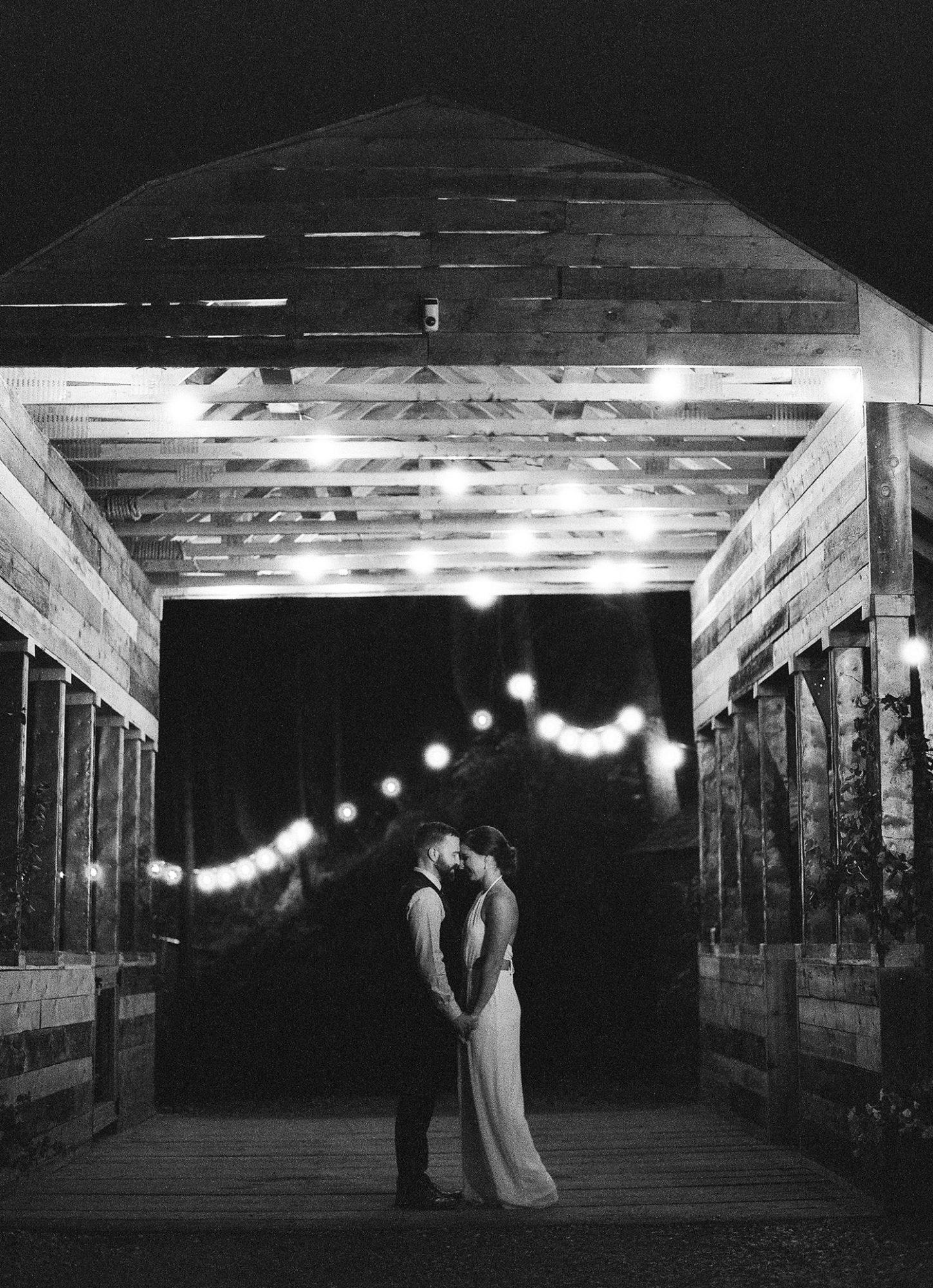 Casey Andrew Wedding Couple Holding Hands
