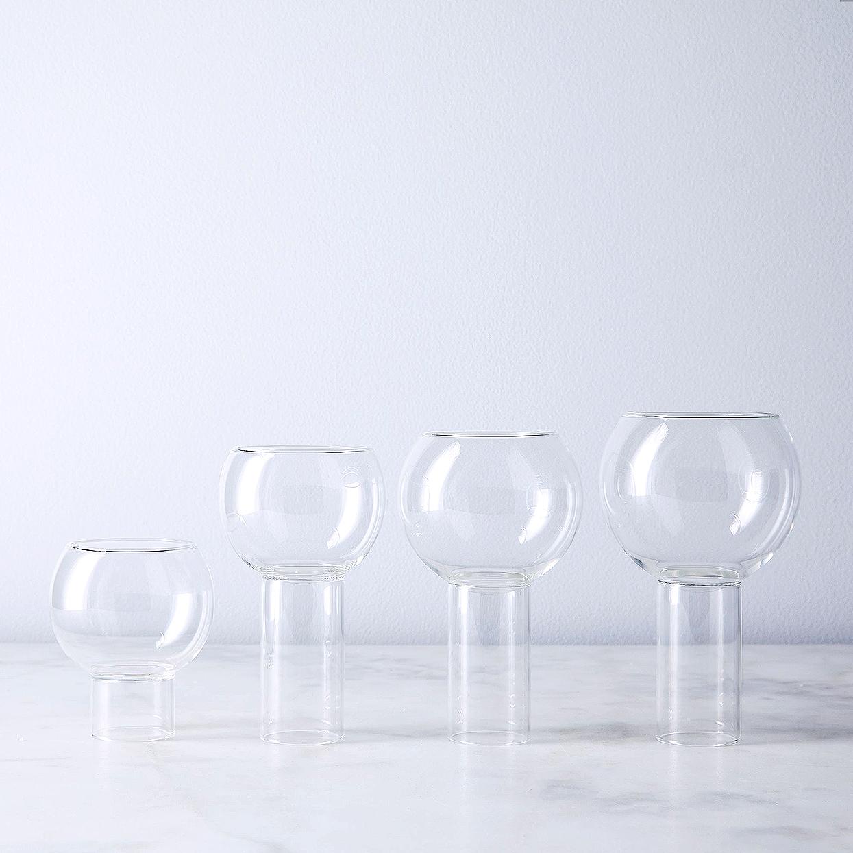 "Fferrone ""Tulip"" Wine Glasses"