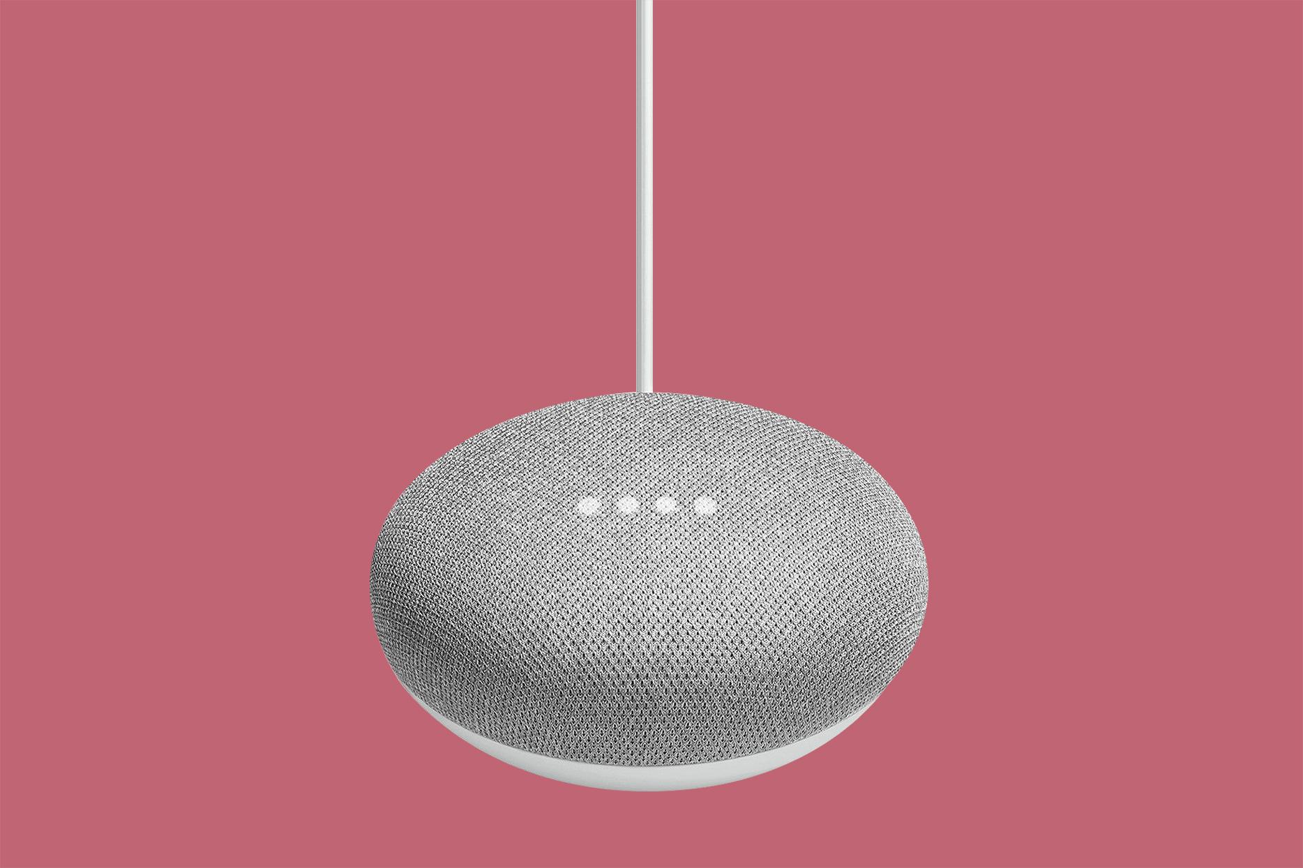 """Google """"Home Mini"""" Smart Speaker"""