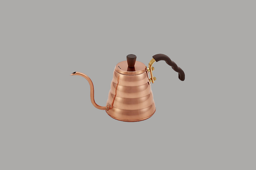 crate and barrel pour over copper kettle