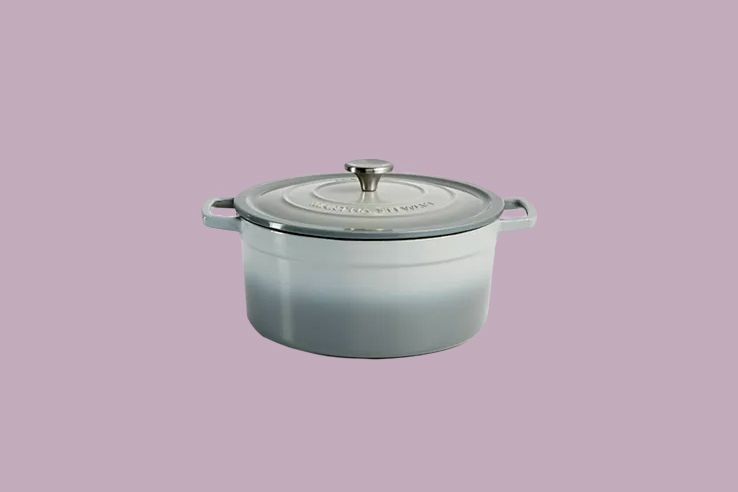 gray martha dutch oven