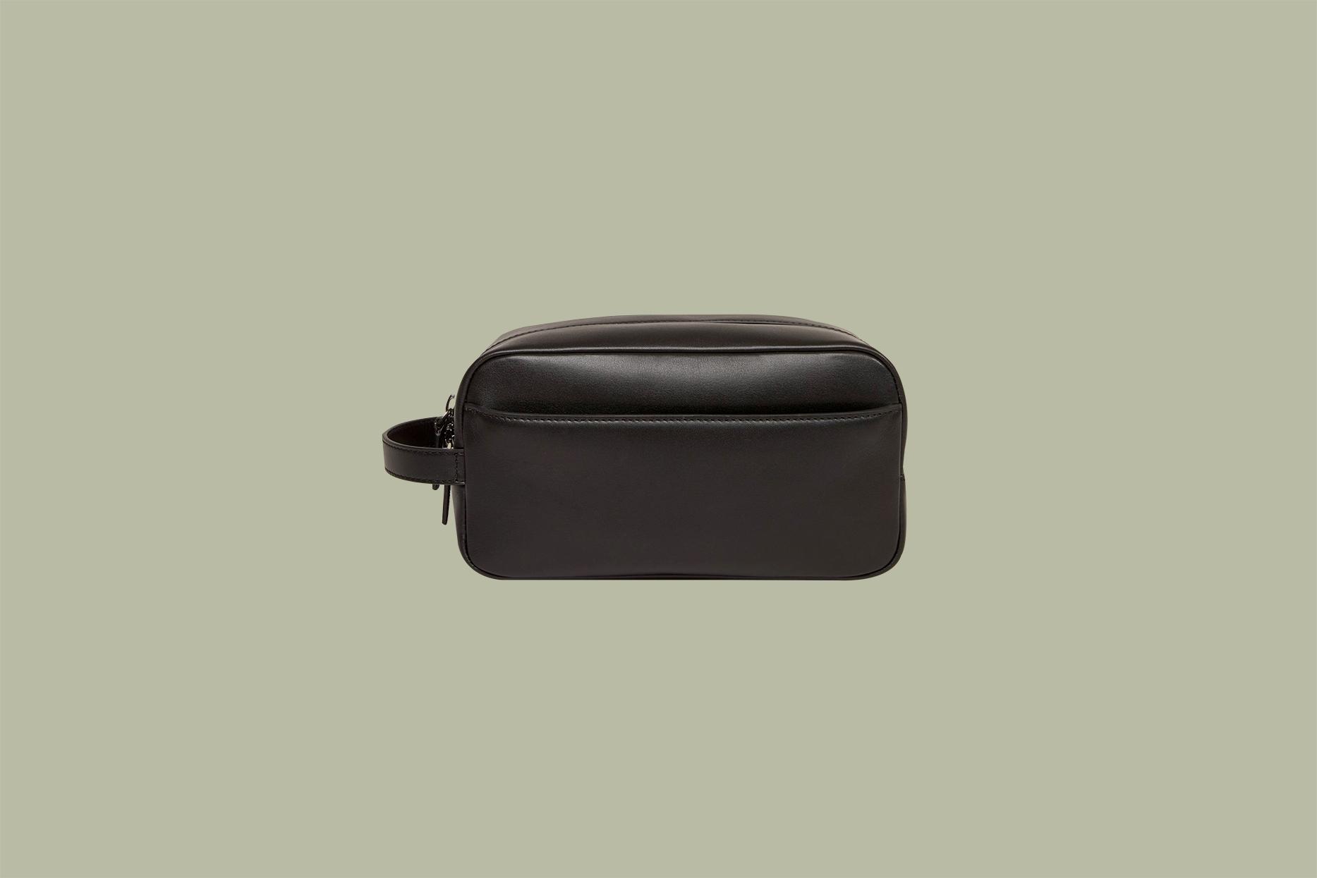 Miles Leather Dopp Kit