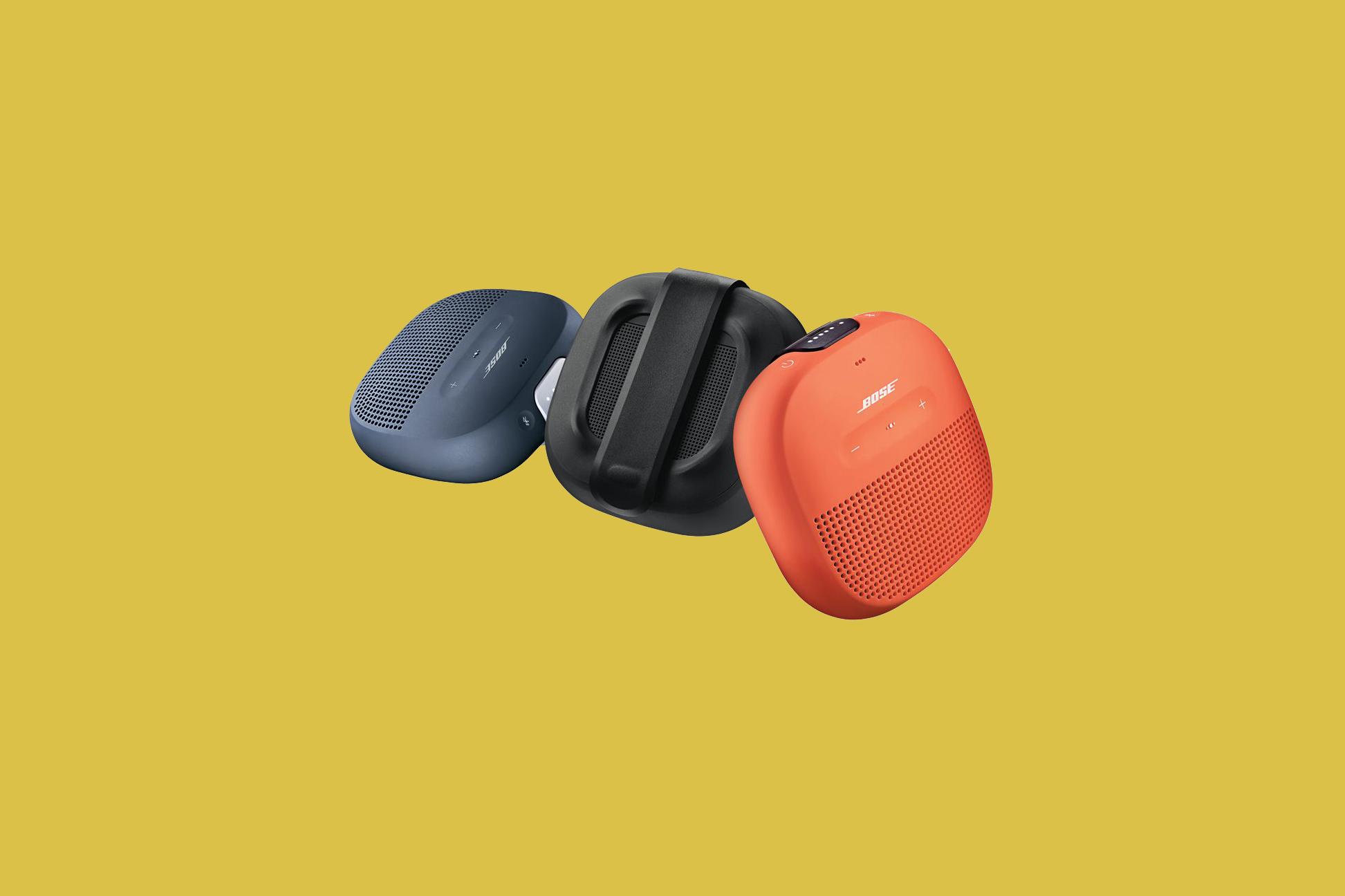 "Bose ""SoundLink Micro Bluetooth"" Speaker"