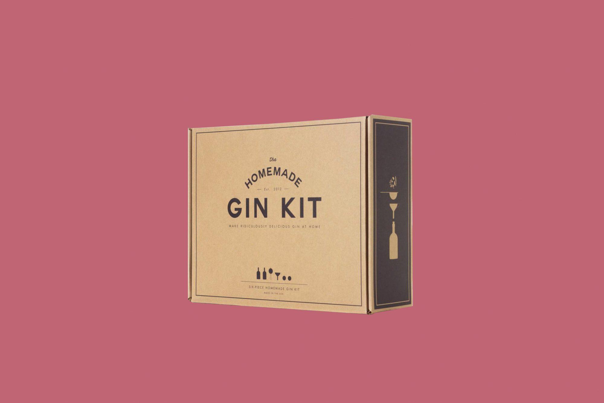 Old Faithful Shop Homemade Gin Kit