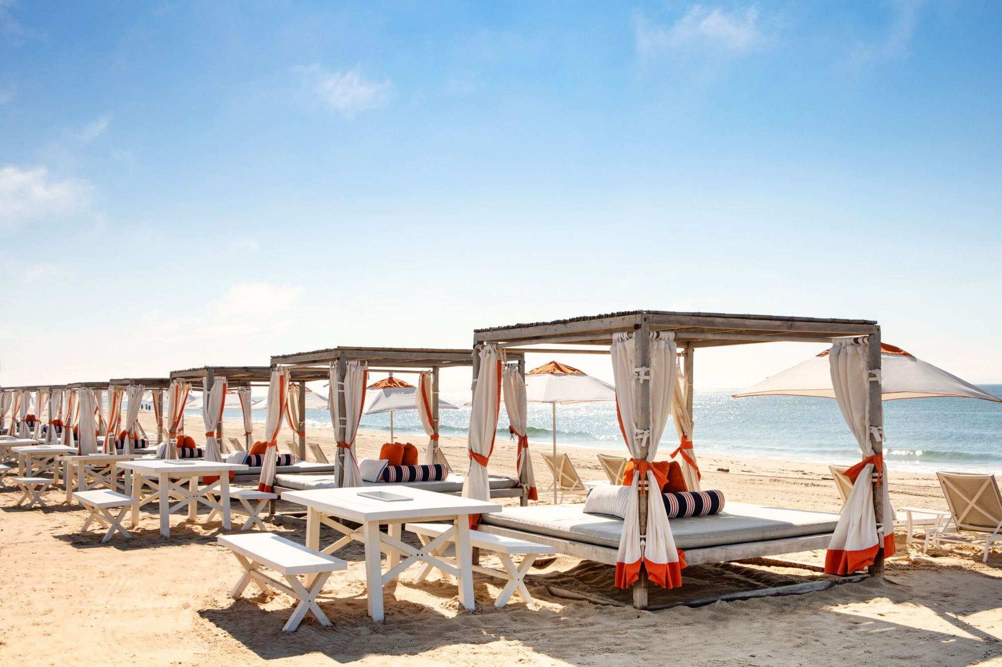 gurney's beach club cabanas