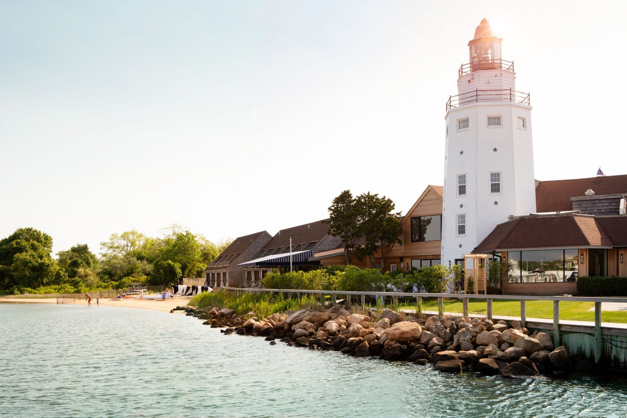 gurneys resort lighthouse