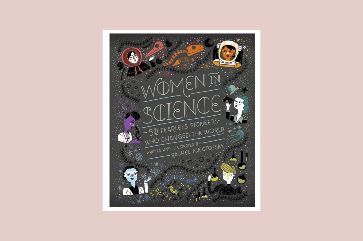 women in science book